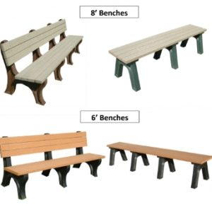 PMI-deluxe-benches