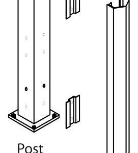 PN-barrier-post